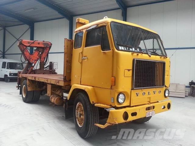 Volvo F88 4 X 2