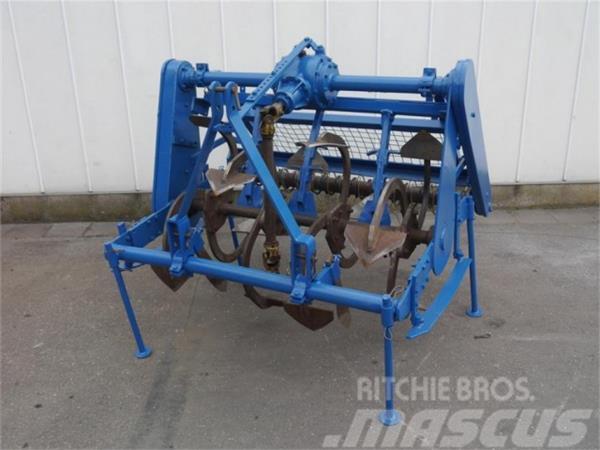 Imants spitmachine 140 cm breed met rol Duijndam Machines