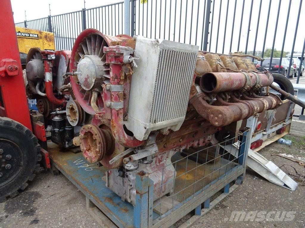 Deutz V10 Engine F10L413 L