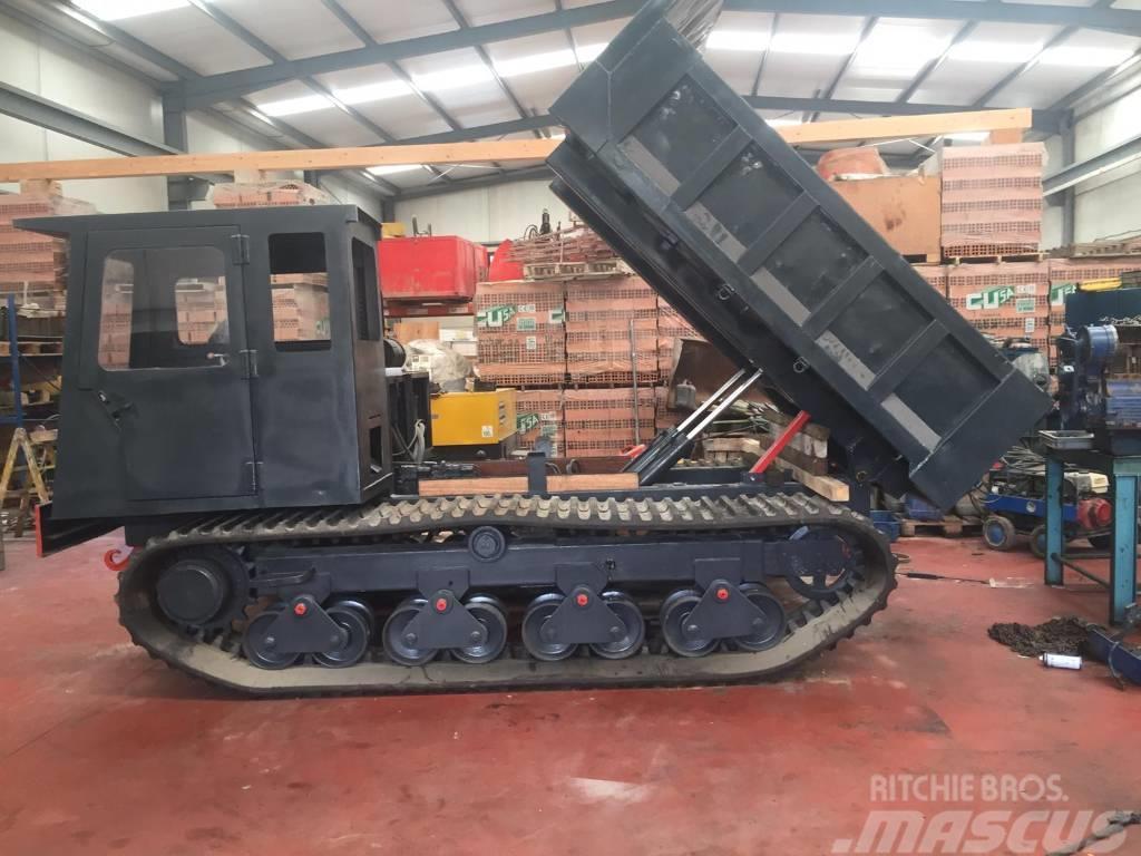 [Other] Dumper de cadenas, dumper crawled Morooka MST 800-