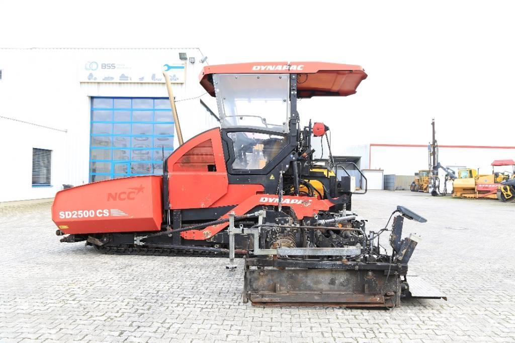 Dynapac SD 2500 CS