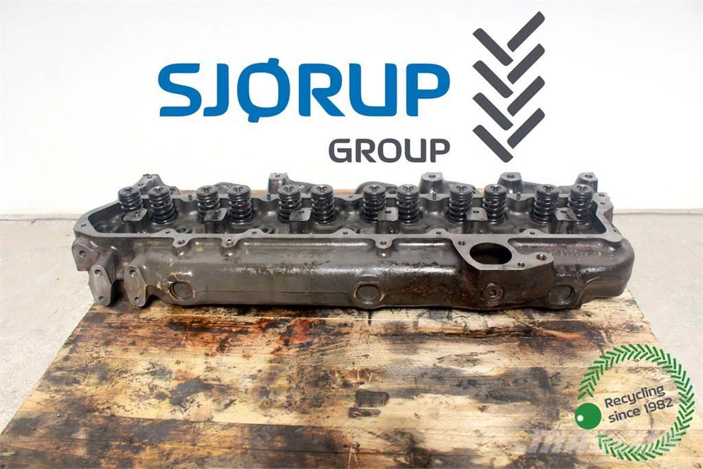 Renault Ares 620 Cylinder Head