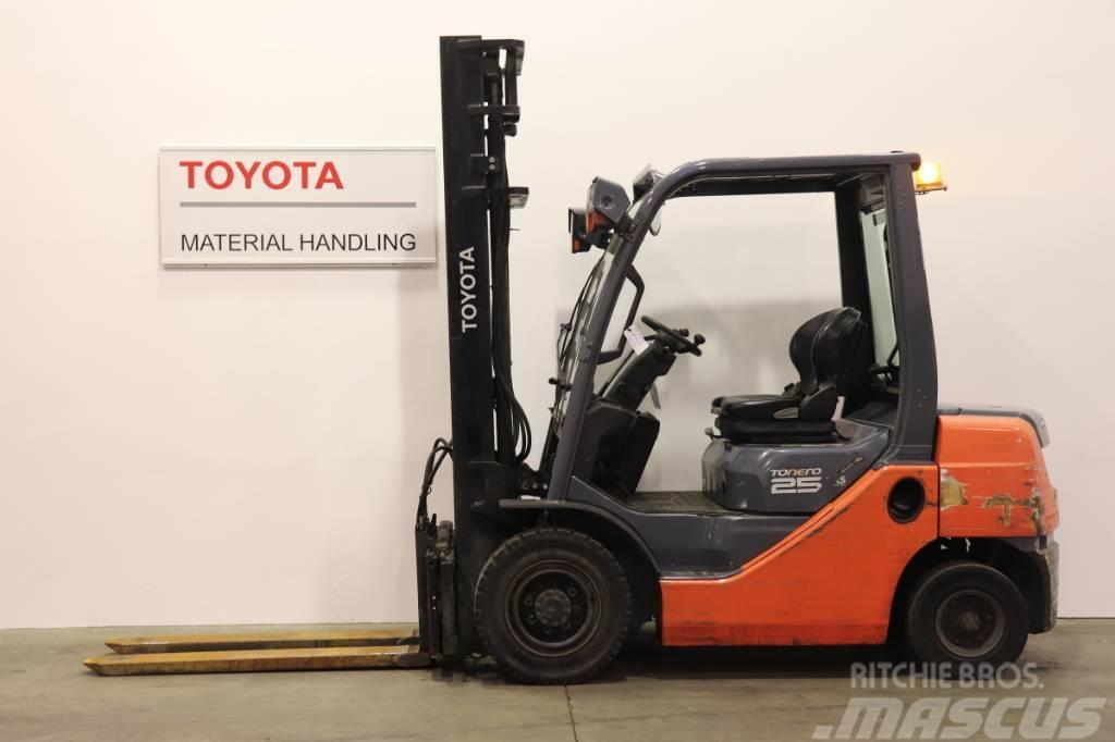 Toyota 02-8FDF25