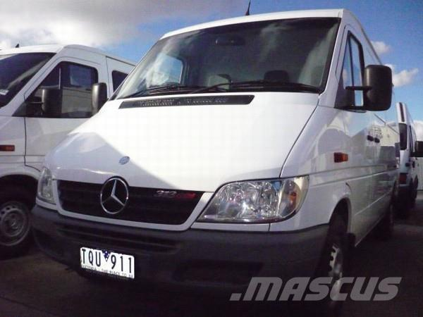 Mercedes-Benz Sprinter 313CDI SWB