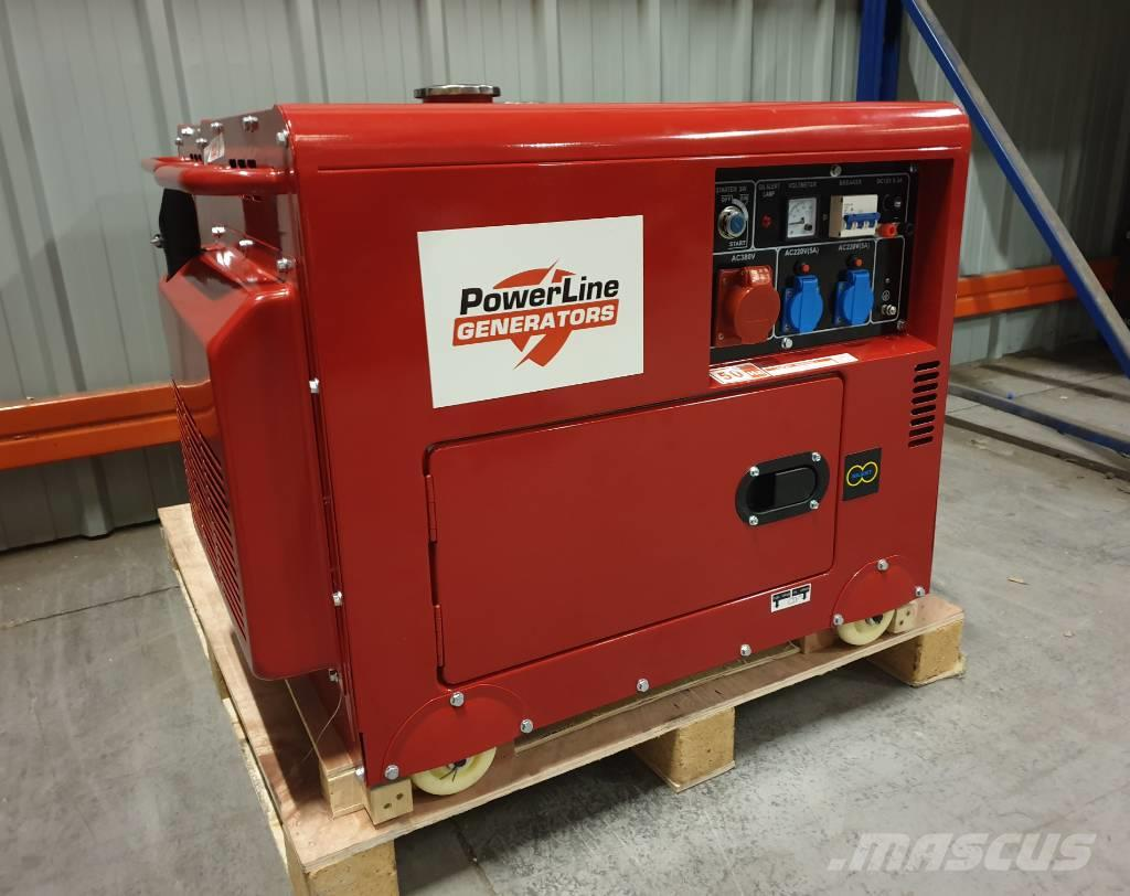 [Other] GROUPE ELECTROGENE DIESEL POWERLINE GENERATOR PG65