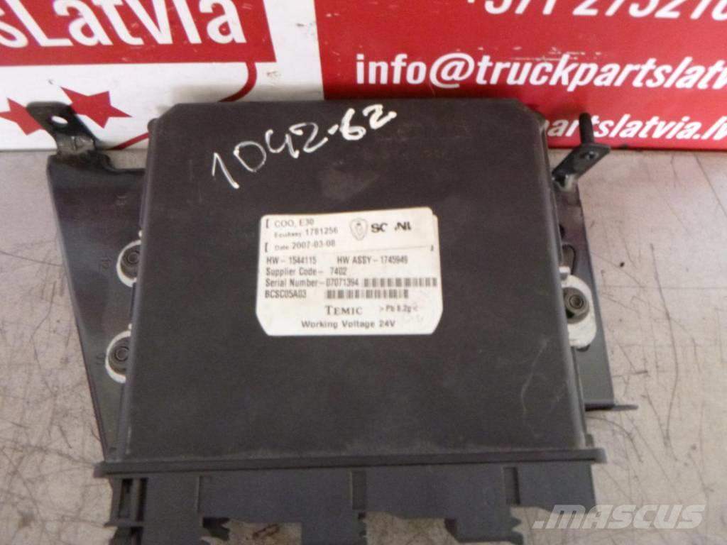 Scania R420 Electronic block 1781256
