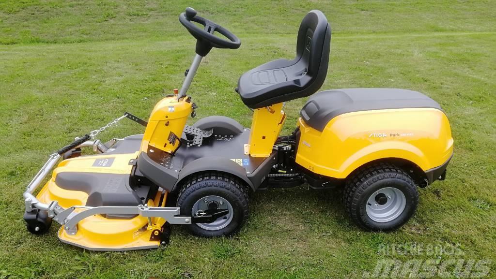 Stiga Park 340 PWX 100eL leik.laite OHJAUSTE KYSY TARJ