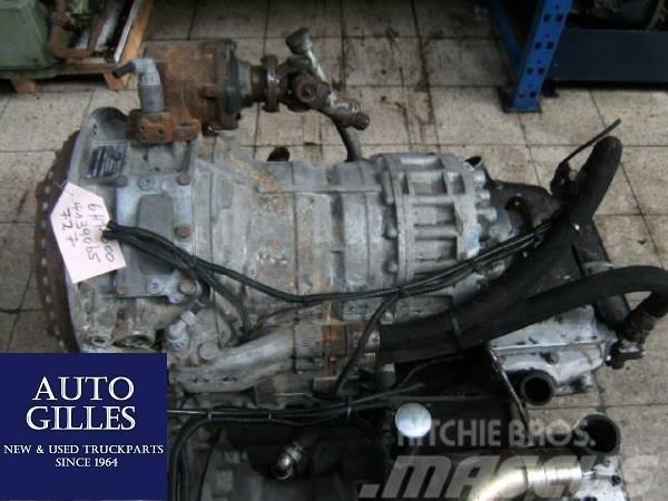 ZF Friedrichshafen 6HP600 / 6 HP 600 Ecomat Getriebe