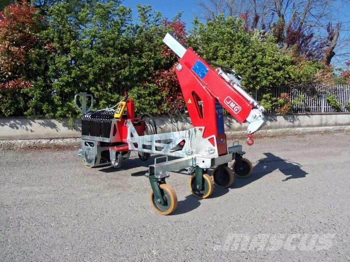 JMG Cranes Greenlifter