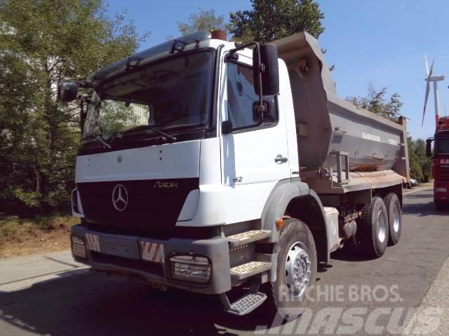 Mercedes-Benz 2629 AXOR 6X4