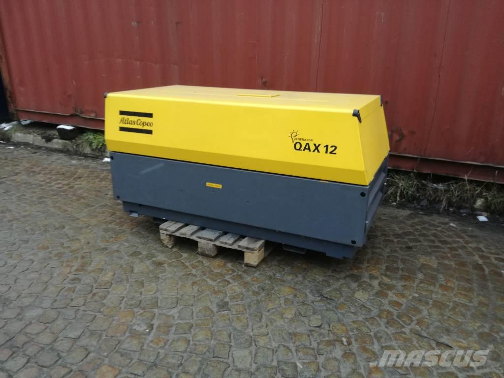 Atlas Copco QAX 12