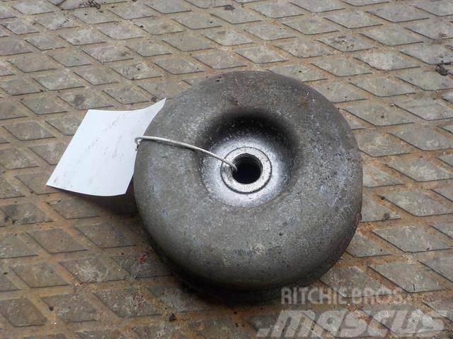 Scania 4 series Wheel hub cap 1762224 1757062