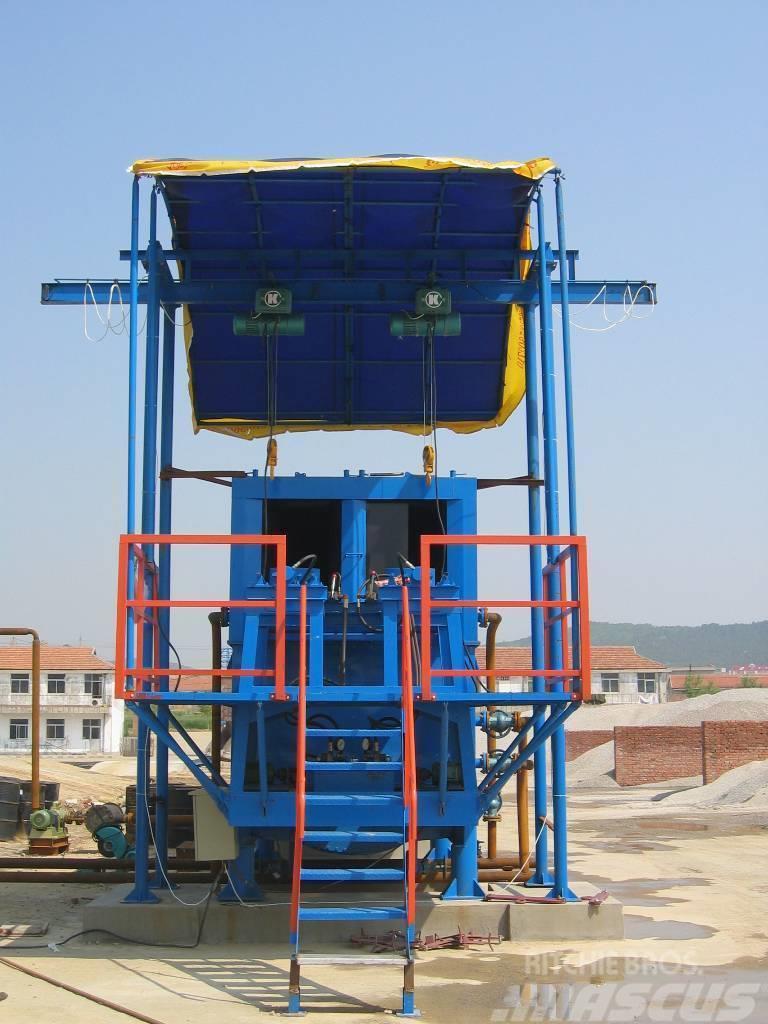 bitumen melting machine