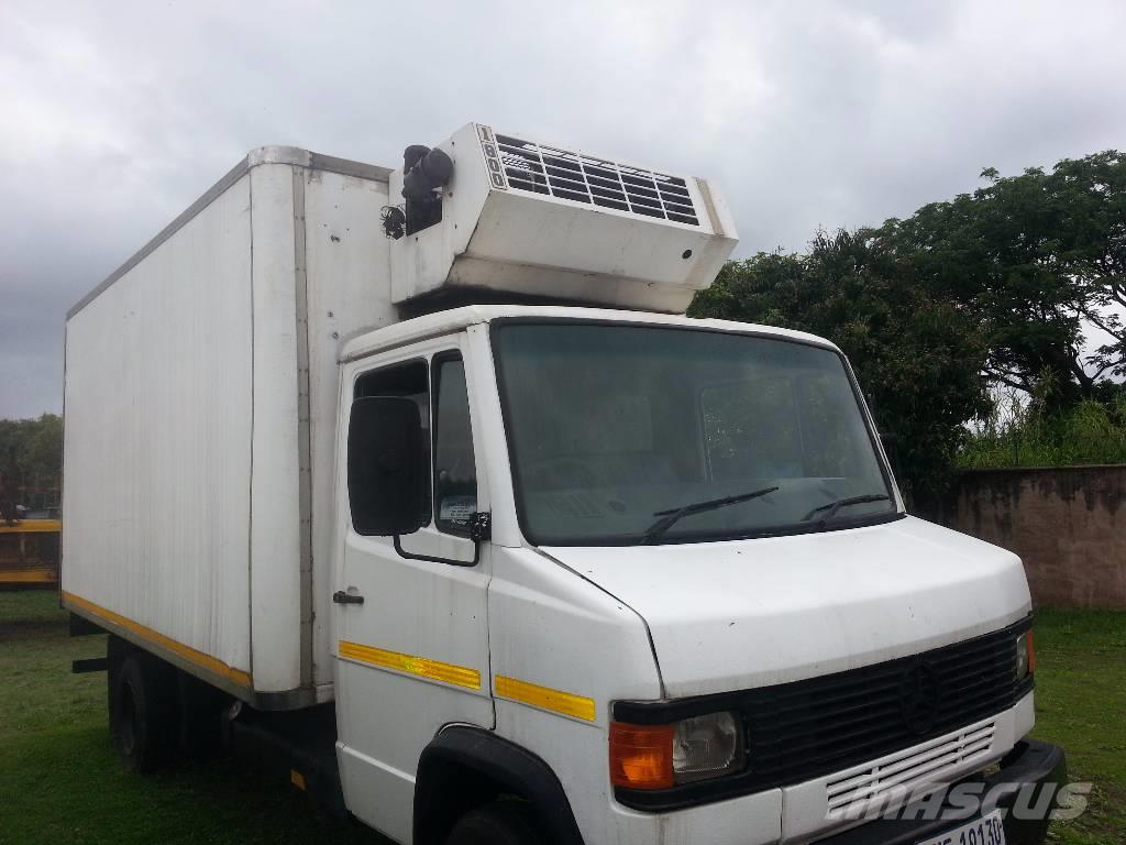 Mercedes-Benz 811 Refrigerated body With Peter 1800 refrigerated