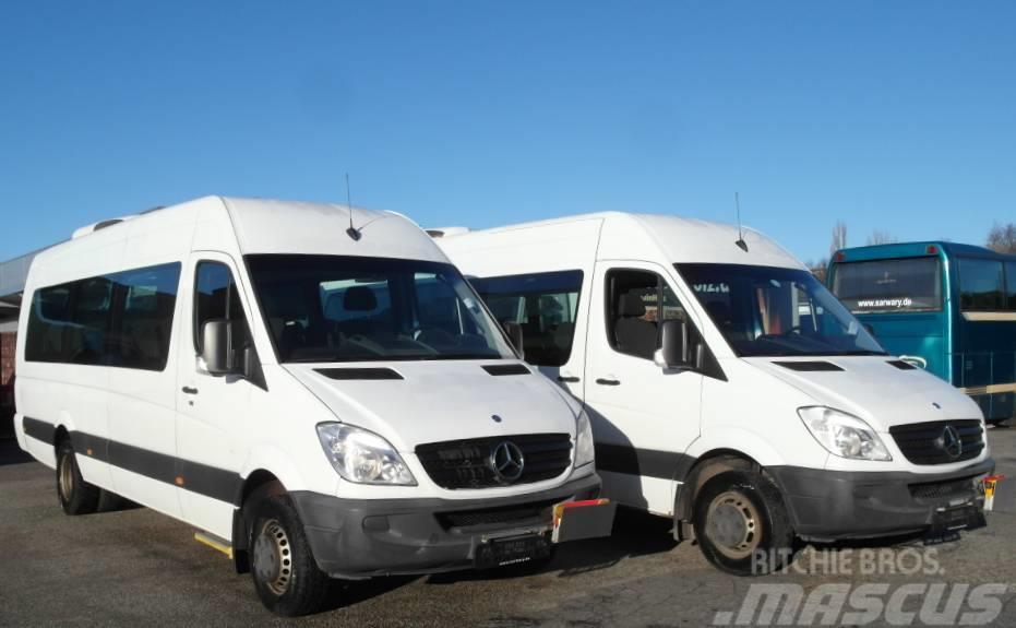 Mercedes-Benz O 516 Sprinter CDI/XXL Maxi/23 Sitze/Klima/EEV/