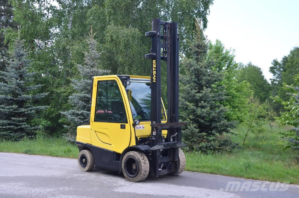 Hyster H 3.50 FT 2010