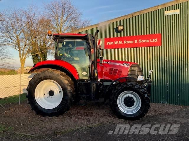 Case IH Puma 165 Multicontroller