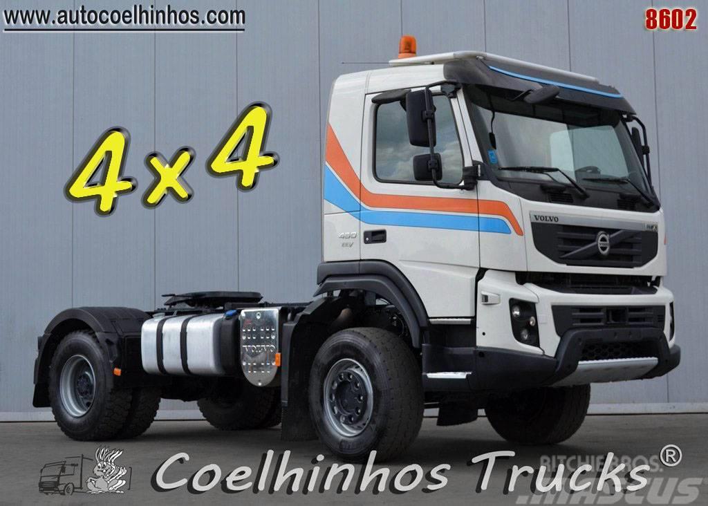 Volvo FMX 460 EEV // 4x4