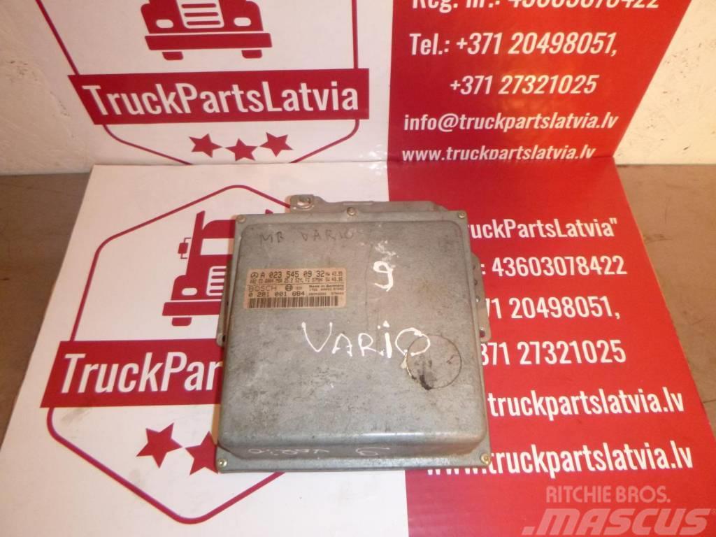Mercedes-Benz VARIO ENGINE CONTROL UNIT A0235450932