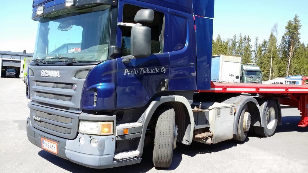Scania P420LA