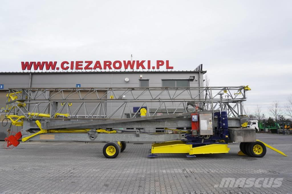 [Other] MA SOL HS 35.10 , 35m-4000kg , self assembly crane