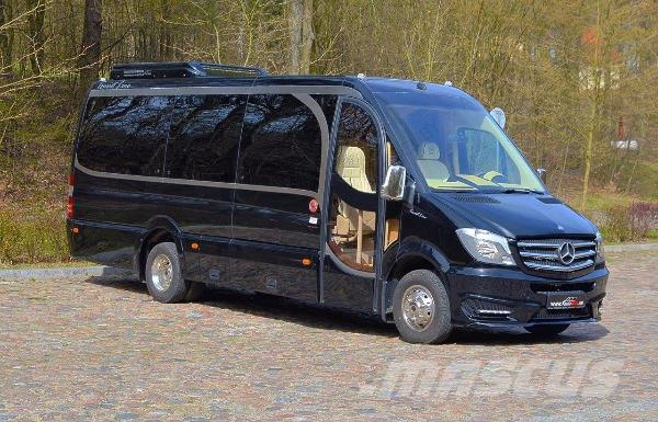 Mercedes-Benz Sprinter 519 CUBY BusinessClass NOW AVAILABLE (175
