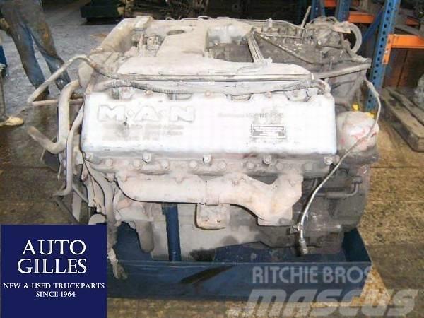 MAN D 2858 MX - 8 Zyl. V-Motor - 304 PS D2858MX