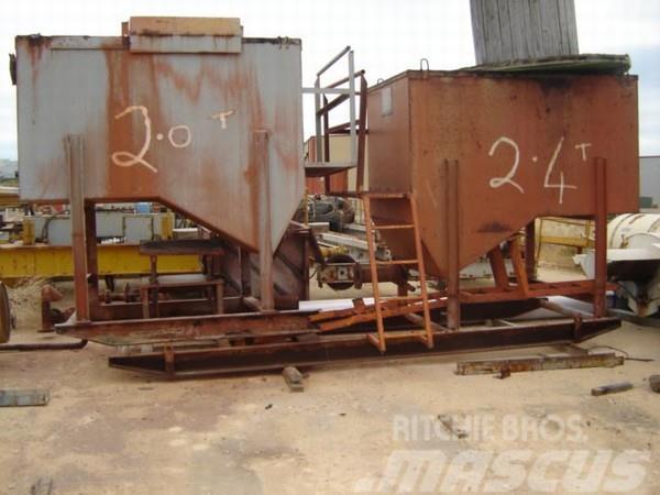 Pump Hoppers PE13