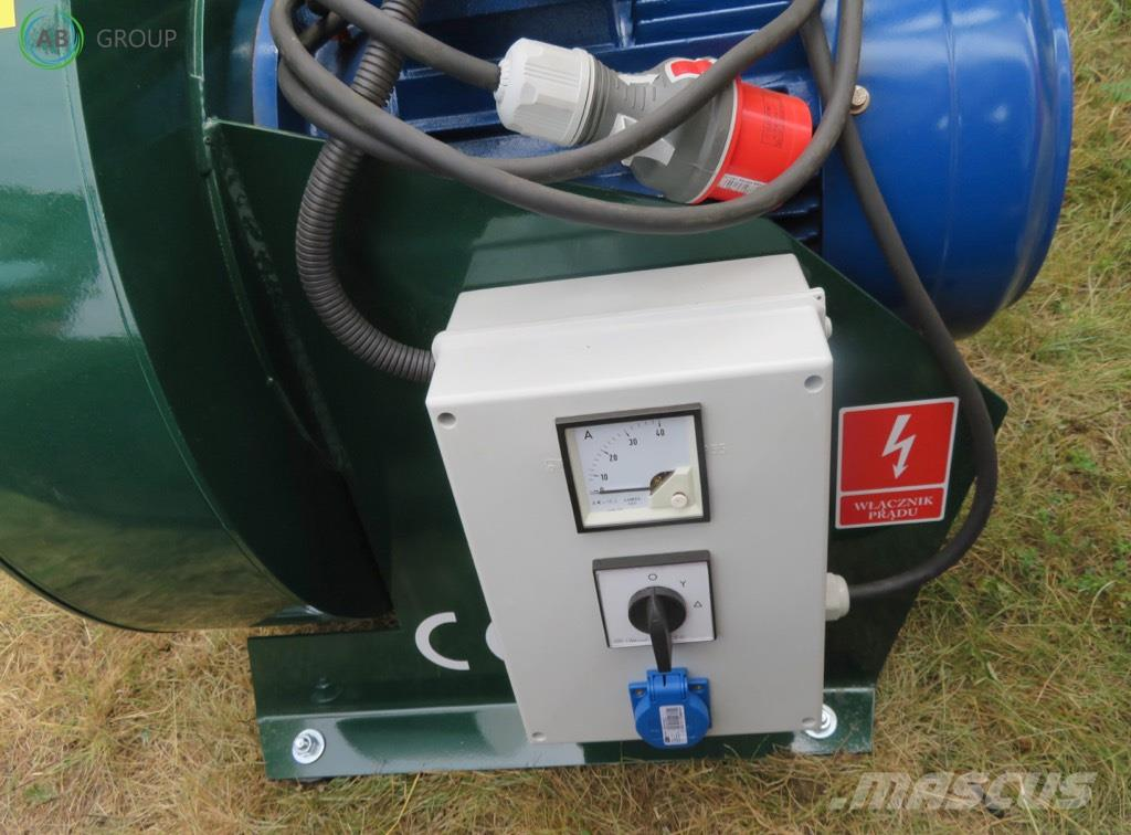 [Other] ADRAF  Hammer mill 11 kW/Измельчитель/Molino de ma