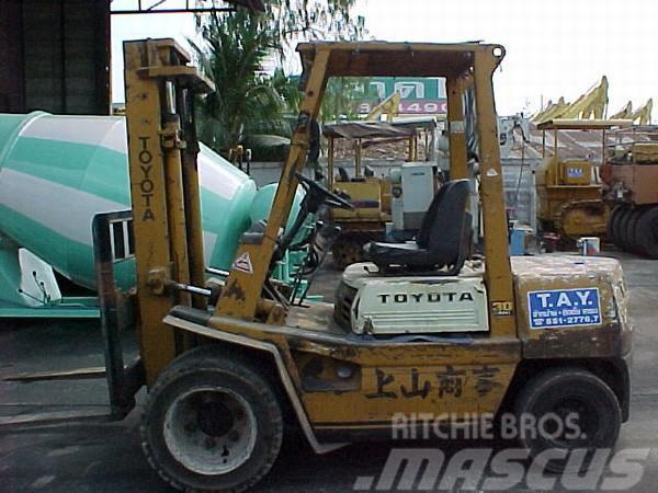 Toyota 3TD30