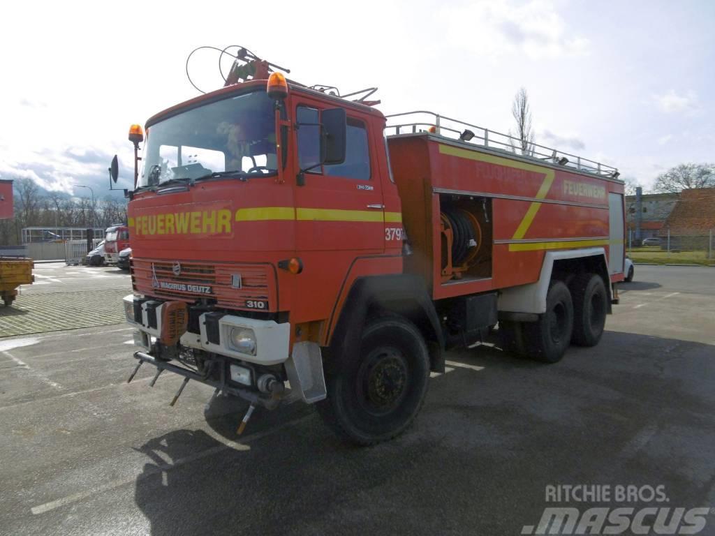 Magirus Deutz F310 D22FA 6x6