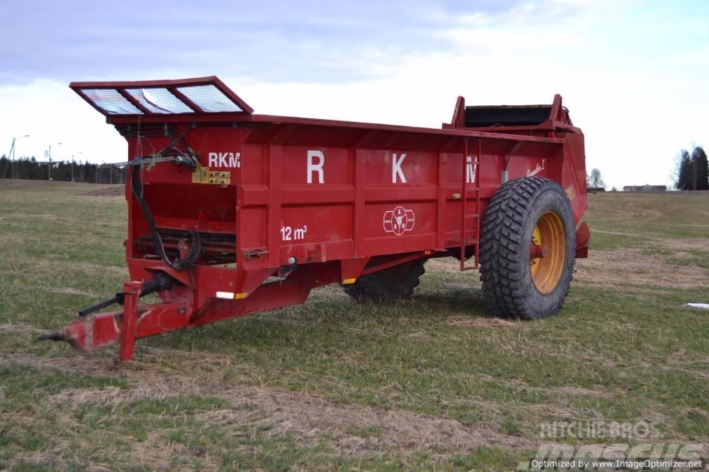 RKM 12m3 gjødselspreder