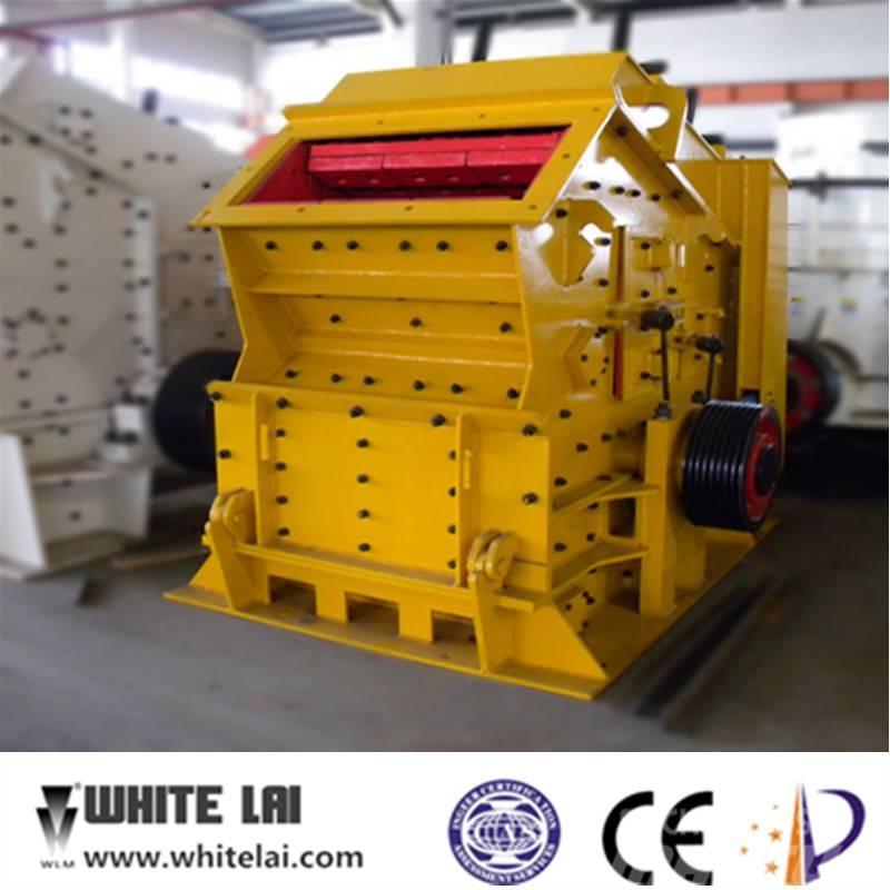 White Lai Mining Machine Impact Crusher PF1007