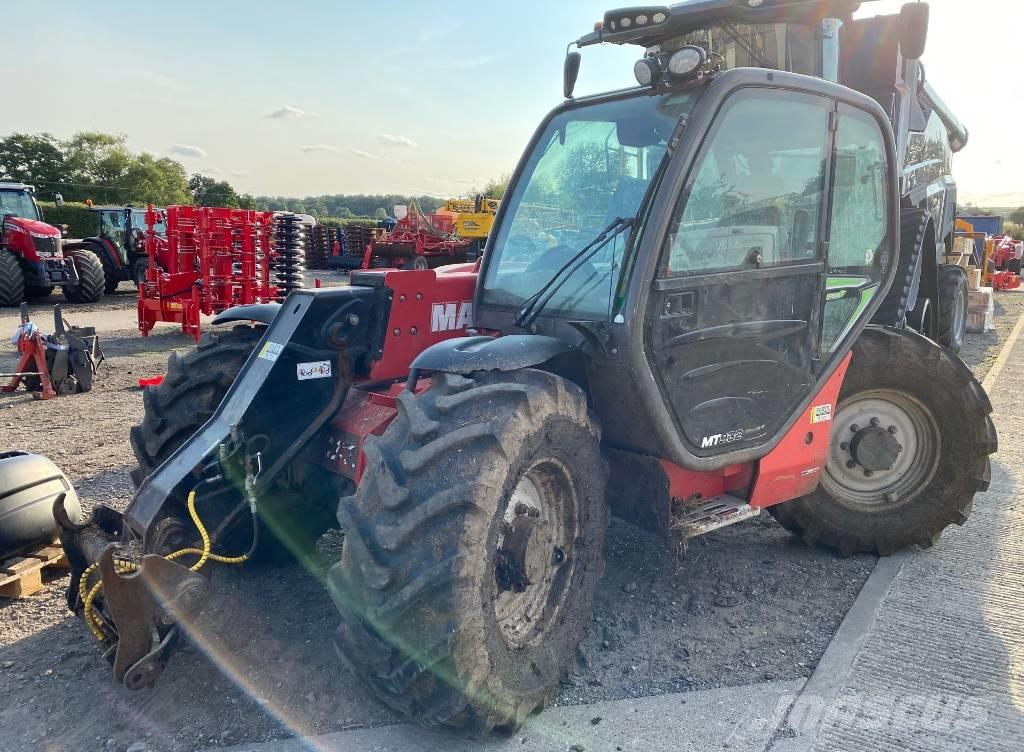 Manitou MLT 634 PS