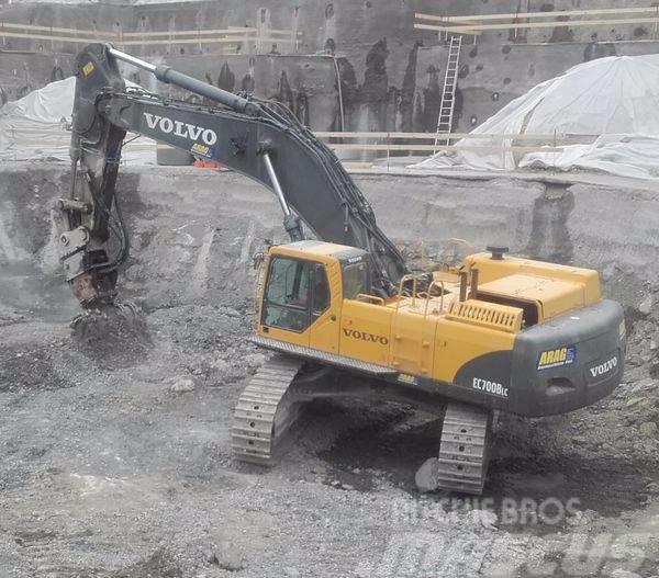 Volvo EC 700 B LC