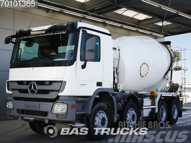 Mercedes-Benz Actros 3241 8X4 Liebherr Euro 5