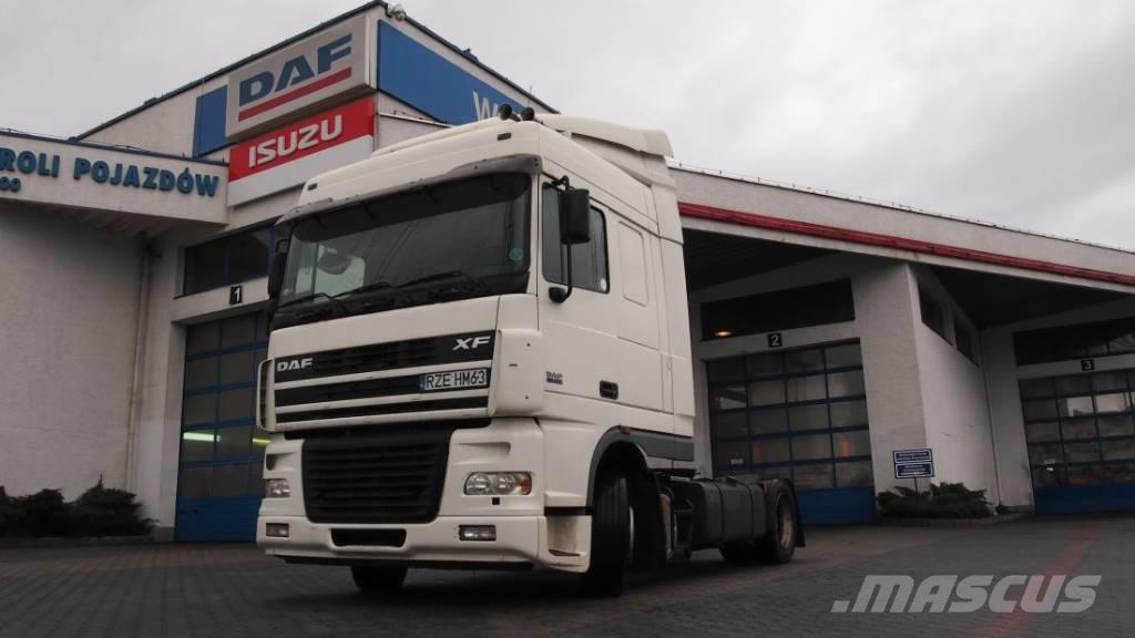 DAF XF FT 95.430 2006 Low Deck