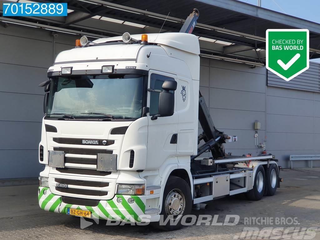 Scania R400 6X2 Liftachse Euro 5