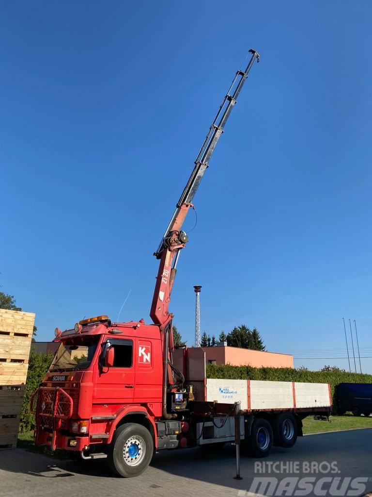 Scania 143 H