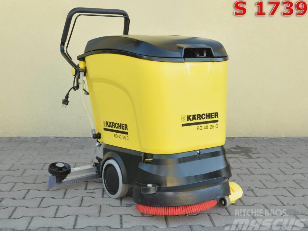 [Other] Scrubber dryer KARCHER BD 40/25 C