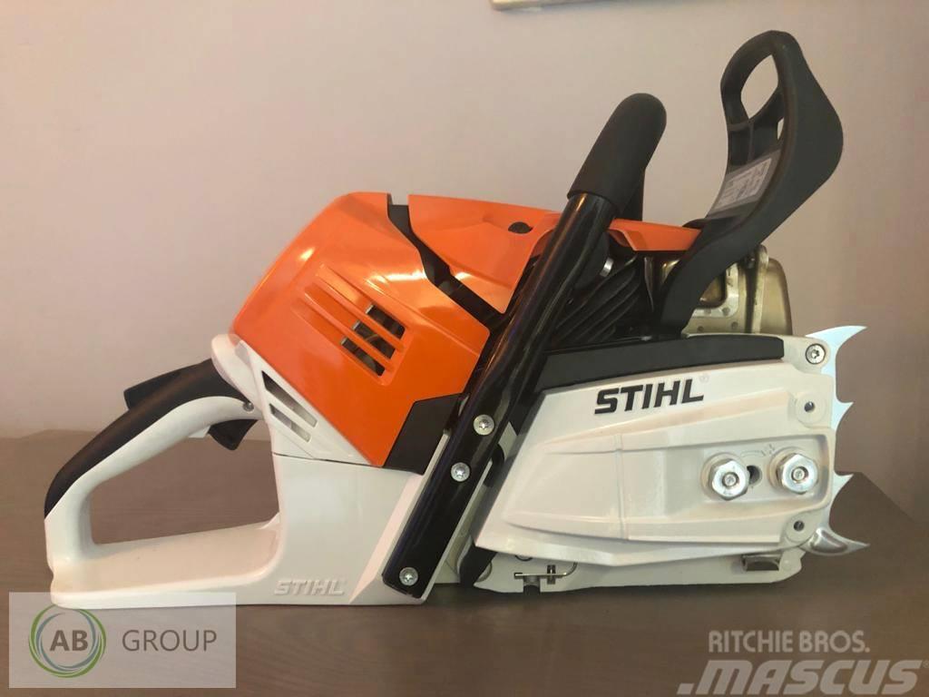 Stihl Motorsäge MS 500i/ Sierra MS 500i