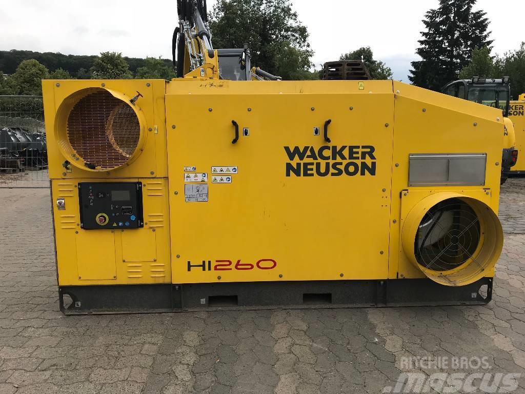 Wacker Neuson HI 260 Skid