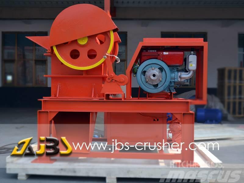 JBS PE150*250 jaw crusher