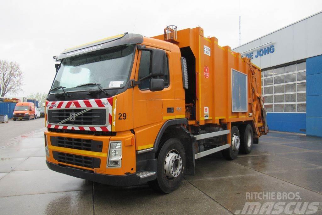 Volvo FM 300 6X2/4 / Garbage Truck / Euro-5