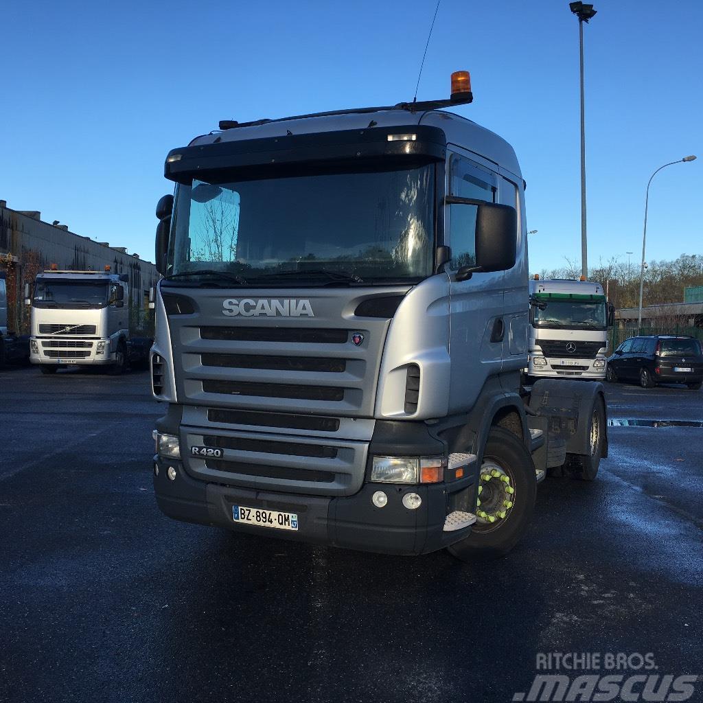 Scania R420 / 2 UNITS