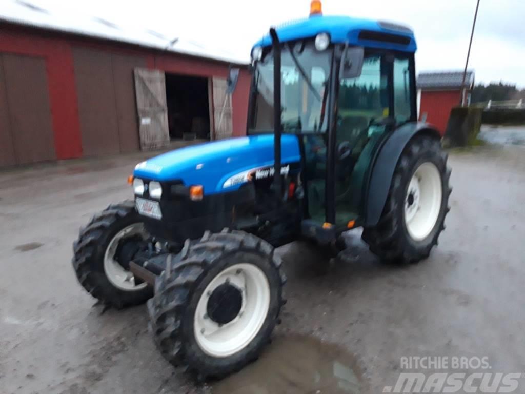 New Holland TN 80 F