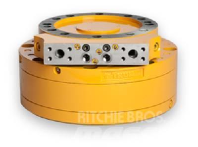 Thumm 625 H-1/2-O3-SAE 1 | ROTATOR HYDRAULICZNY | 25 Ton