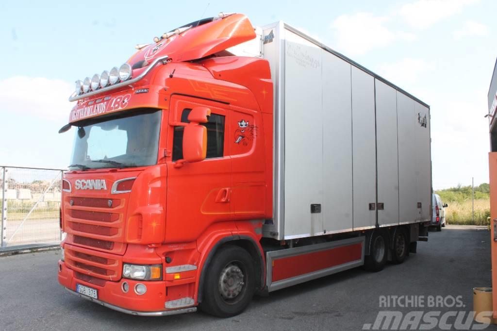 Scania R560 LB 6X2*4 MLB Euro 5