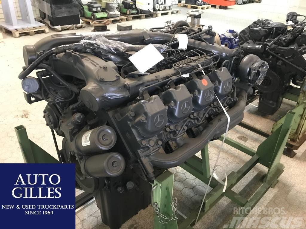 Mercedes-Benz OM 442 LA / OM442LA EDC