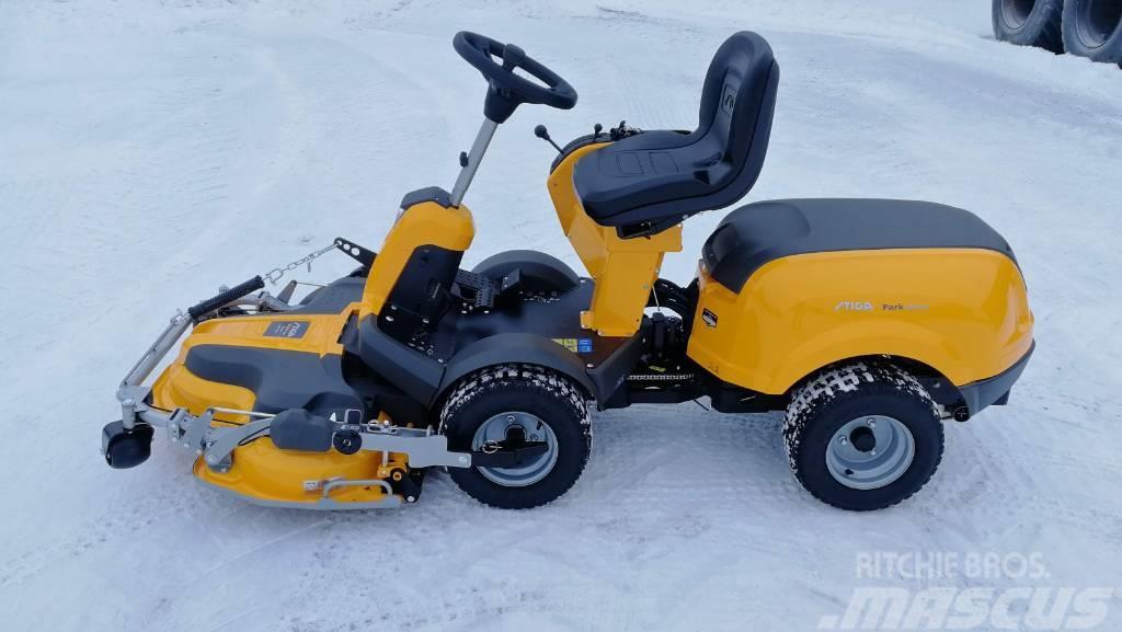 Stiga Park 540 PX 4wd +100EL QUICK FLIP KYSY TARJOUS